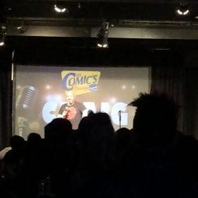 Craig Millar comedy